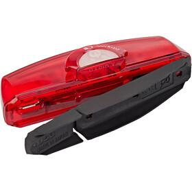 CatEye Rapid XG TL-LD 700G Luz trasera, black/red
